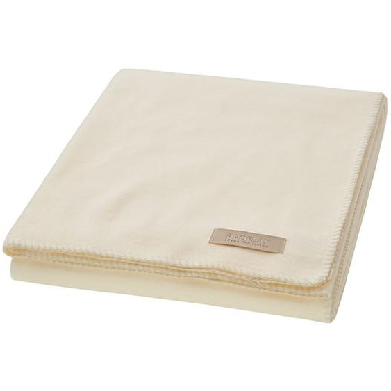 Proflax Plaid Secret Ecru Fleece 160x200 cm (BxT)