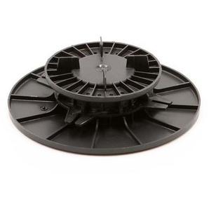 Plattenlager Terrasse Keramik Fliesen - Höhenverstellbar 40 bis 60 mm- RINNO PLOTS - 120 Stück (Kiste)
