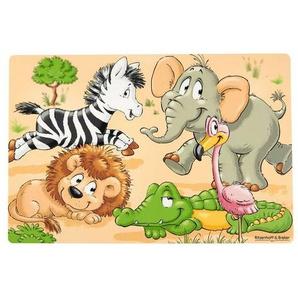 Platzset, »Happy Zoo 30 x 45 cm«, Ritzenhoff & Breker
