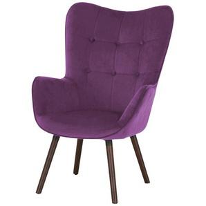 Playboy Sessel  Bridget ¦ lila/violett