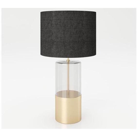 PLAYBOY Tischlampe »ADRIENNE«, Stofflampenschirm