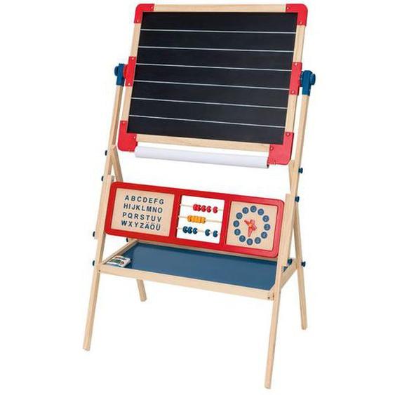 PLAYTIVE® Kinder Standtafel, doppelseitig