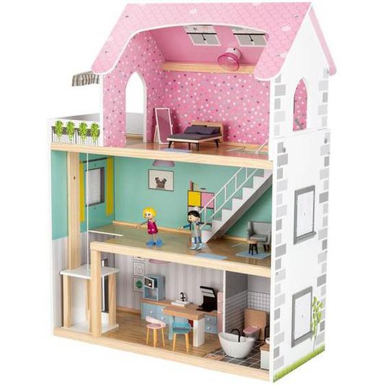 PLAYTIVE® Puppenhaus
