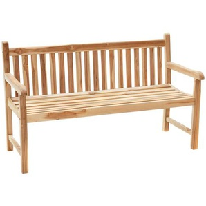 Ploß Coventry Eco 3-Sitzerbank 180cm Eco-Teak Teak-Natur