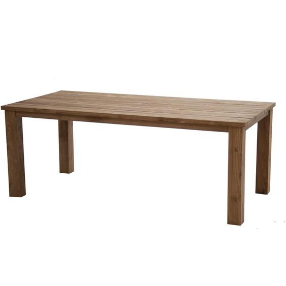 Ploß Gartentisch, Teak, Holz