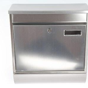 Beliebte Marke Briefkasten Wandbriefkasten Eisen Antik Stil Landhausstil Shabby Grau Iron Briefkästen Bauelemente