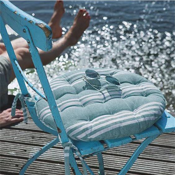 Polsterkissen Lola - bunt - 100 % Baumwolle - Zierkissen & Polsterrollen  Sitzkissen & Polsterrollen