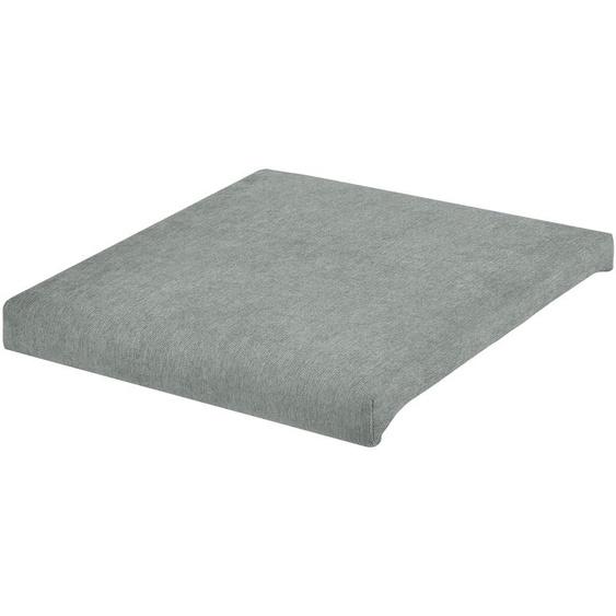 Polstersitz für Bank - grau - Webstoff | Möbel Kraft