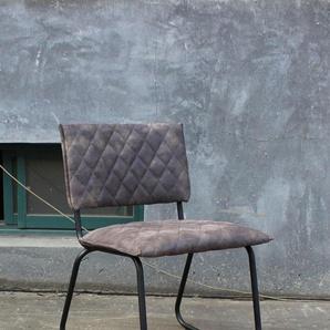 SIT Stuhl mit modernem Kufengestell »2490«, grau, SIT-Möbel