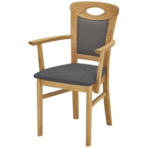 Armlehnstuhl  Multistar ¦ Maße (cm): B: 57 H: 94 T: 56 Stühle  Esszimmerstühle  Esszimmerstühle mit Armlehnen » Höffner