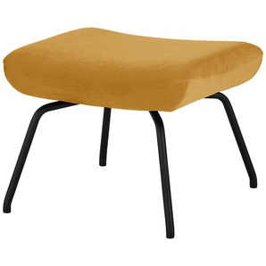 pop Hocker - gelb - 57 cm - 44 cm - 52 cm   Möbel Kraft