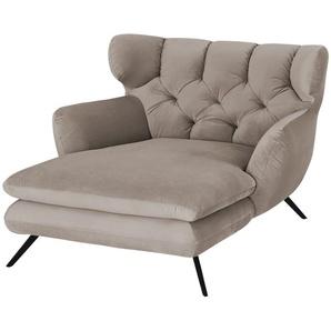 Longseat-Sessel  Caldara ¦ beige ¦ Maße (cm): B: 126 H: 94 T: 160 Polstermöbel  Sessel  Polstersessel » Höffner