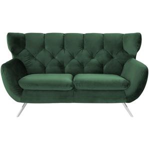 Sofa  Caldara ¦ grün ¦ Maße (cm): B: 175 H: 94 T: 95 Polstermöbel  Sofas  2-Sitzer » Höffner