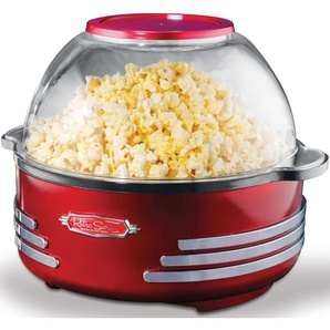 Popcornmaschine Family SNP16, rot, Nostalgia Electrics
