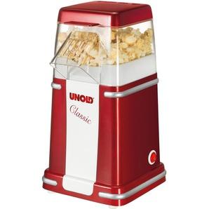 Popcornmaschine Classic, rot, Unold