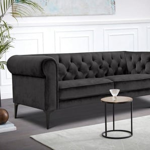 Premium collection by Home affaire Chesterfield-Sofa »Tobol«, im modernen Chesterfield Design