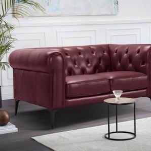 Premium collection by Home affaire 2-Sitzer »Tobol«, mit klassischer Knopfheftung
