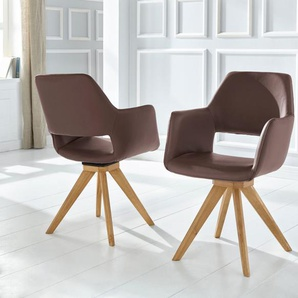 Stühle aus Echtleder Preisvergleich | Moebel 24
