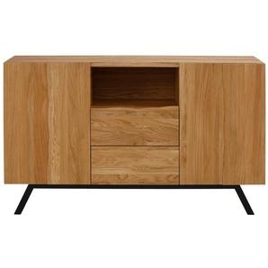 Premium collection by Home affaire Sideboard »Gordi«, in traditioneller Bauweise hergestellt