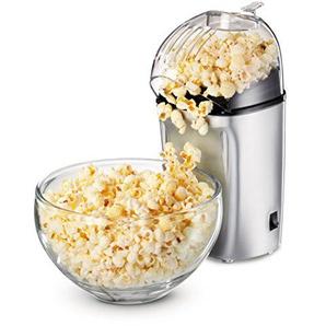 Princess 292985 Popcornmaschine/ Popcornzubereiter - für leckeres Geschmackserlebnis in nur 3 Min - mit Ein-/Ausschalter