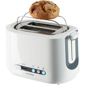 Toaster, weiß, Privileg