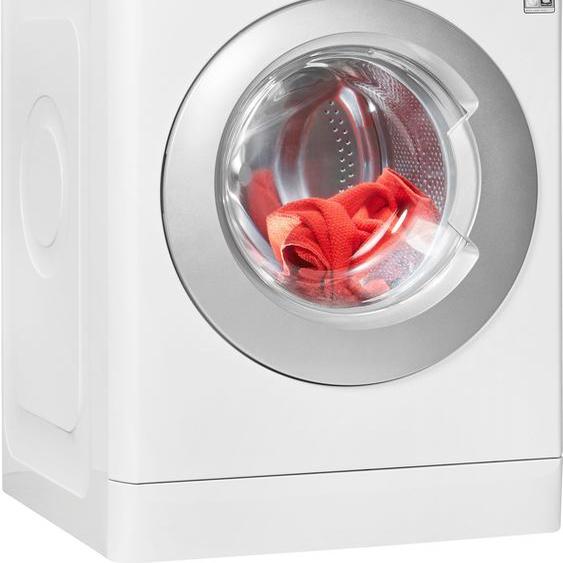 Privileg Waschmaschine PWF X 843 N, 8 kg, 1400 U/min, Energieeffizienz: C
