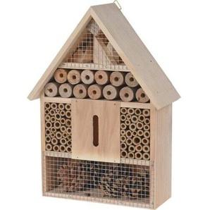 Pro Garden Insektenhotel 22 X 9 X 30 Cm Holz Natur