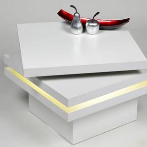 RAUM.ID Couchtisch, mit LED-Beleuchtung