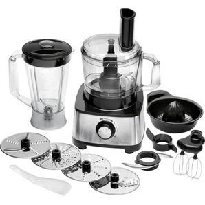 Kompakt-Küchenmaschine, silber, ProfiCook