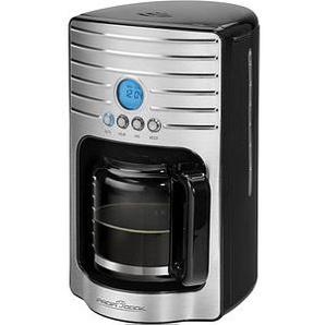 ProfiCook PC-KA 1120 Kaffeemaschine silber