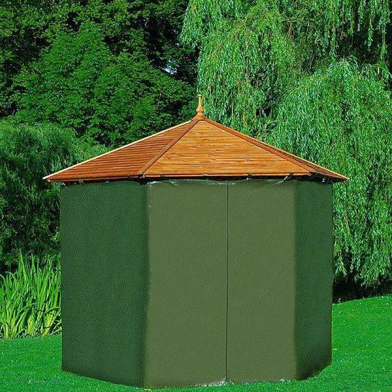 promadino Pavillon-Schutzhülle, für Holzpavillon »Palma«