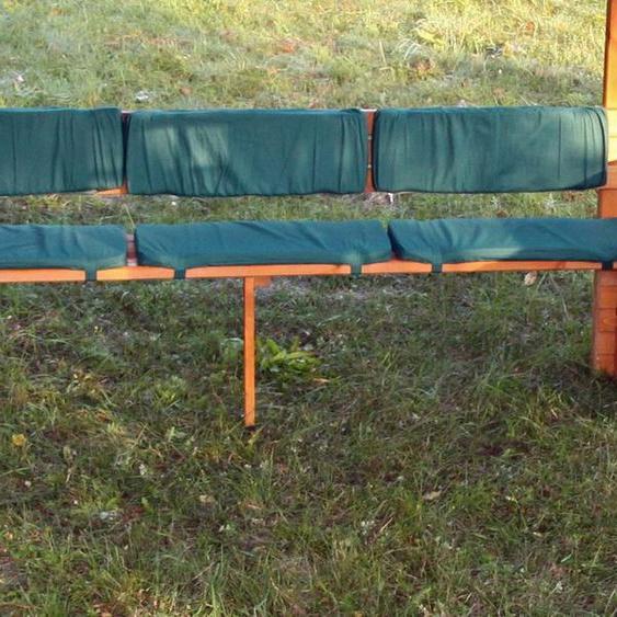 promadino Polsterauflage, für Pavillon »Mindelheim«, grün