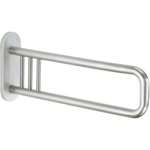 Provex Haltegriff Serie 400 Steel, belastbar bis 130 kg, Edelstahl Einheitsgröße silberfarben Barrierefreies Bad Badmöbel