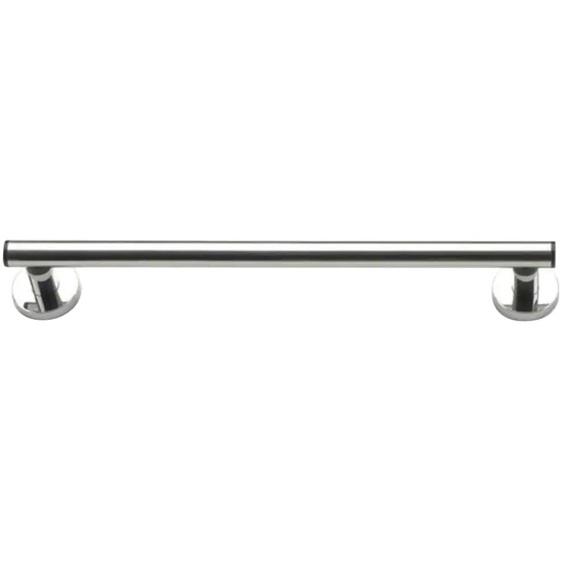 Provex Wandgriff Serie 400 Steel, belastbar bis 130 kg, Edelstahl Einheitsgröße silberfarben Barrierefreies Bad Badmöbel