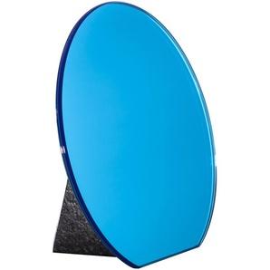 Pulpo - DITA Tischspiegel - kobaltblau - indoor