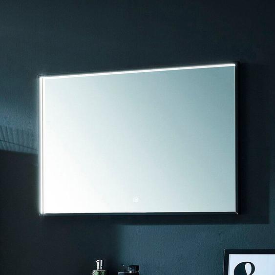 Puris Flächenspiegel, Schwarz
