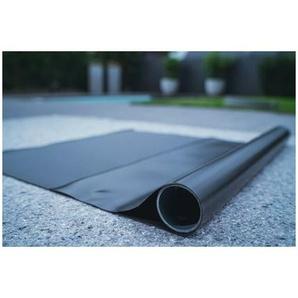 PVC Teichfolie schwarz in einer Stärke von 1.00 mm, Maß: 18 x 20 m.inkl. Vlies 500 gr./ m² - SIKA