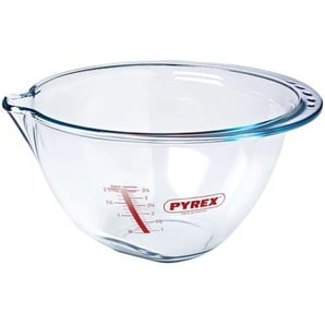 Pyrex Glasschüssel, Expert Bowl, 30x28x15 cm, 4,2 Liter