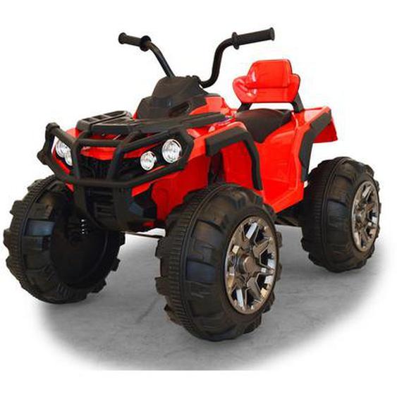 Quad Jamara Quad Protector , Rot, Schwarz , Kunststoff , 65.5x67 cm , male , EN 71 , Babyspielzeug & Zubehör, Kinderspielzeug, Kinderautos