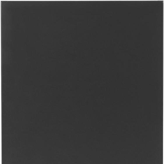 Quadrato Glashängeschrank Modena, Rückwand Altholz 40 x 120 35 (B H T) cm, 1-türig, Komplettausführung, ohne Beleuchtung, Türanschlag rechts grau Hängevitrinen Vitrinen Schränke