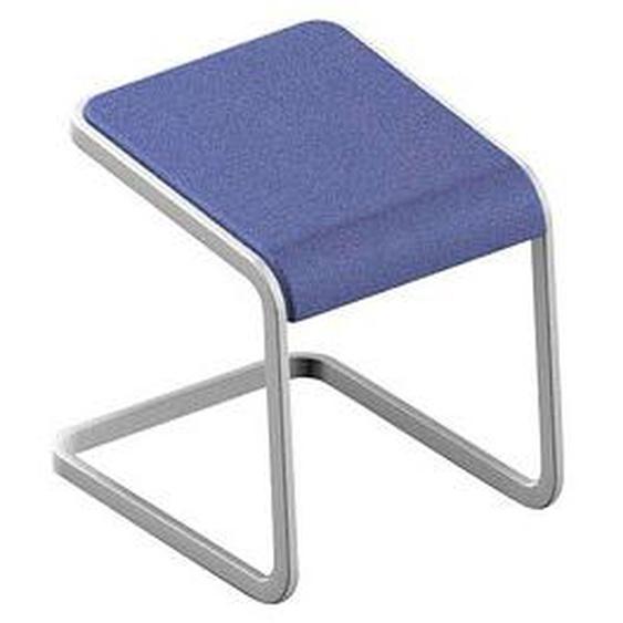 Quadrifoglio C-STOOL Hocker blau