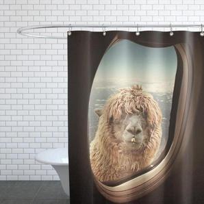 Que Pasa -Duschvorhang