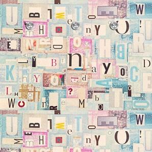 queence Garderobe »Buchstaben«