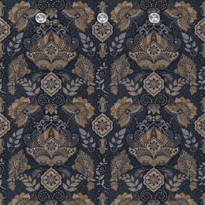 queence Garderobe Orientalisch B/H/T: 80 cm x 120 5 blau Garderobenpaneele Garderoben