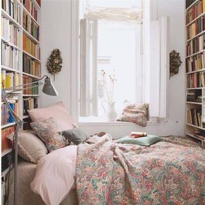 Quilt bunte Paisleymuster - bunt - Oberstoff: 100 % Baumwolle, Füllung: Baumwollmix - Tagesdecken & Quilts - Überwürfe & Sofaüberwürfe
