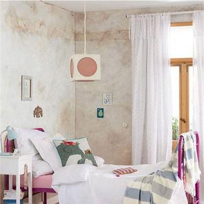Quilt Square - bunt - 100 % Baumwolle - Tagesdecken & Quilts - Überwürfe & Sofaüberwürfe