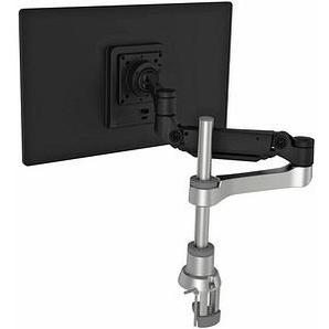 r-go Caparo 4 D2 Monitor-Halterung silber, schwarz