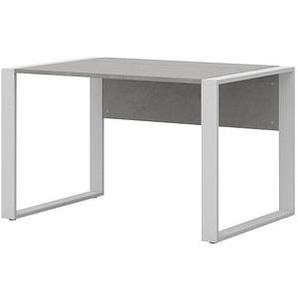 röhr Schreibtisch direct.office grau rechteckig
