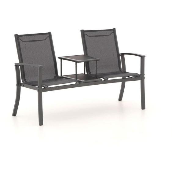 R&S Design Brosso 2-Sitzer Gartenbank 155 cm