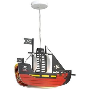 Rabalux »Piratenschiff«, bunt